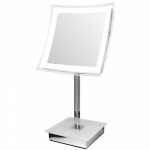 "ClearView 12"" LED Single Sided 5x Zoom Table Top Mirror (MLMIR101)"